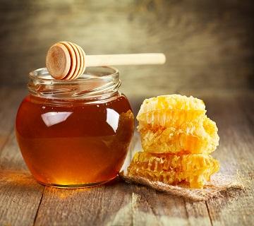 мед в буркан