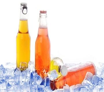 бутилки с напитки