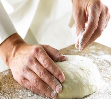 месене на тесто